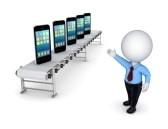 Zakelijke iPhone training